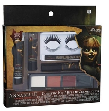 ANNABELLE ( THE CONJURING) MAKE UP KIT