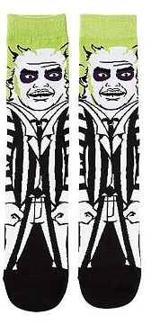 BEETLEJUICE CREW SOCKS (360)
