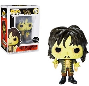 BILLY BUTCHERSON ( HOCUS POCUS) SPIRIT HALLOWEEN EXCLUSIVE FUNKO POP