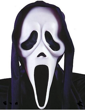 GHOSTFACE SCREAM FULL MASK