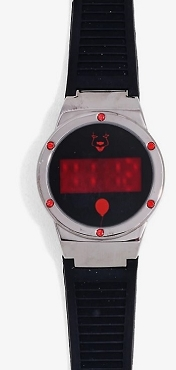 PENNYWISE (IT) LED TOUCH SCREEN WATCH