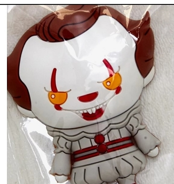 PENNYWISE (IT) CHIBI MAGNET