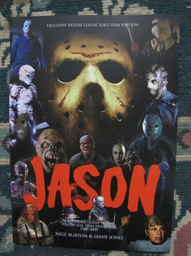 JASON VOORHEES FRIDAY THE 13TH FRANCHISE GUIDE