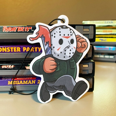 SUPER HORROR BROS JASON VOORHEES SCARE FRESHENER