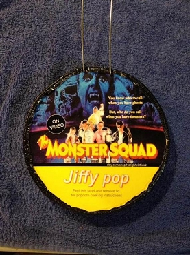 MONSTER SQUAD JIFFY POP ART DECORATION ( ONLY 2 LEFT!) EXCLUSIVE!