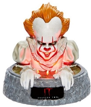 PENNYWISE ( IT CHAPER 2) LED LIGHTED SEWER STATUE