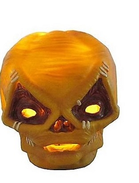 EVIL SAM TRICK R TREAT MINI HEAD LED LIGHT