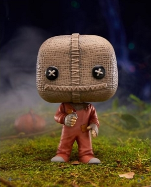 SAM TRICK R TREAT WITH RAZOR CANDY EXCLUSIVE FUNKO POP
