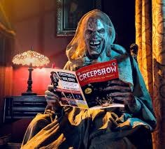 THE CREEP (CREEPSHOW) MYSTERY BOX NEW  ( CHOOSE YOUR SIZE DELUXE OR SUPER DELUXE)