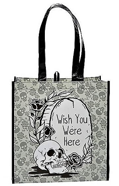 WISH YOU WERE HERE TREAT TOTE BAG