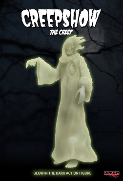 CREEPSHOW THE CREEP GLOW IN THE DARK ACTION FIGURE EXCLUSIVE ONLY 300 MADE WORLDWIDE ( ONLY 2 LEFT)