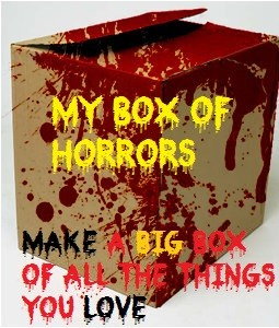 MY BOX OF HORRORS MYSTERY BOX ( CHOOSE YOUR SIZE)