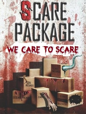SCARE PACKAGES 4 SIZES TO CHOOSE FROM (CHOOSE YOUR SIZE) SHOW YOU CARE TO SCARE