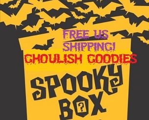 SPOOKY BOX (4 BONE CHILLING SIZES) YOU CHOOSE THE SIZE WE CHOOSE THE TERROR!