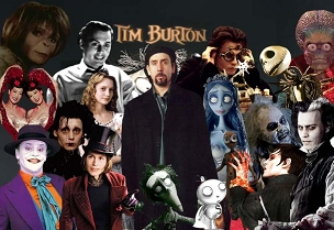 TIM BURTON MYSTERY BOX  ( CHOOSE YOUR SIZE DELUXE OR SUPER DELUXE)