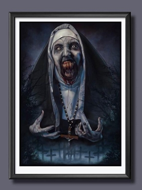 THE NUN (THE CONJURING)  MYSTERY BOX NEW ( CHOOSE YOUR SIZE DELUXE OR SUPER DELUXE)