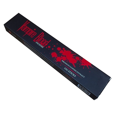 VAMPIRE BLOOD INCENSE 15g PACK OF 15 STICKS