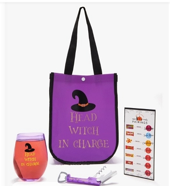 HEAD WITCH WINE LOVERS SURVIVAL GIFT PACK